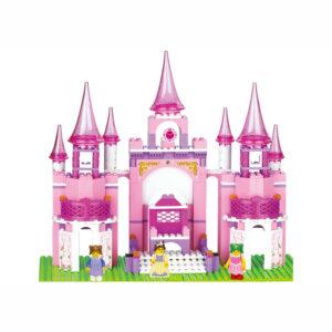Sluban Building Blocks - Girl's Dream - Princess Castle