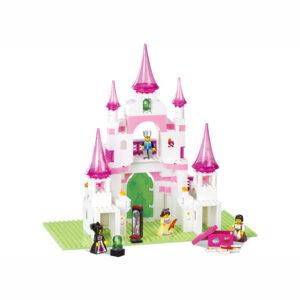 Sluban Building Blocks - Girl's Dream - Dream Palace