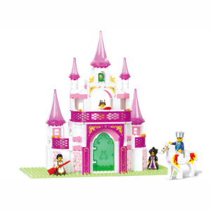 Sluban Building Blocks - Girl's Dream - Dream Palace