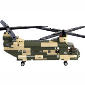 Sluban Building Blocks - Army - Transport Helicopter