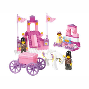 Sluban Building Blocks - Girl's Dream - The Royal Carriage