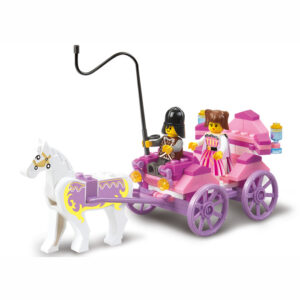 Sluban Building Blocks - Girl's Dream - The Princess Carriage