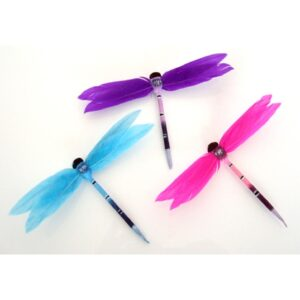 Dragonfly Pick - Feather - 11.5cm