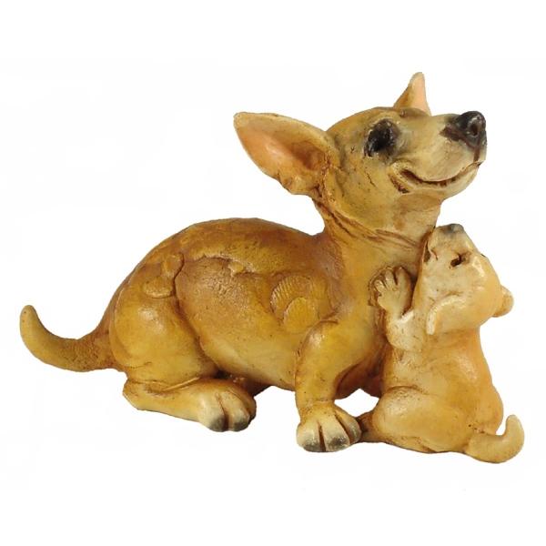 Dog Buddies - With Puppy