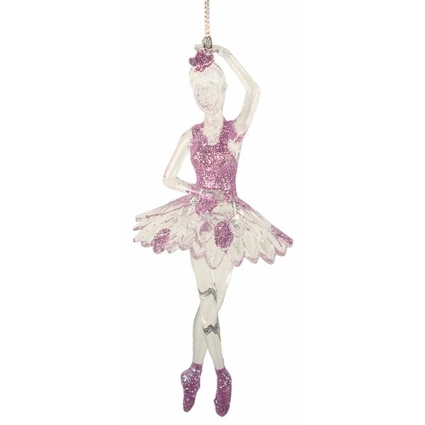 Hanging Acrylic Ballerina - Style A