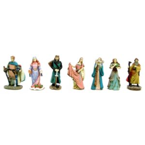 Fantasy Kingdom Figures - 14 Assorted