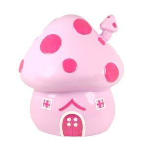 Mushroom Cottage - Money Bank