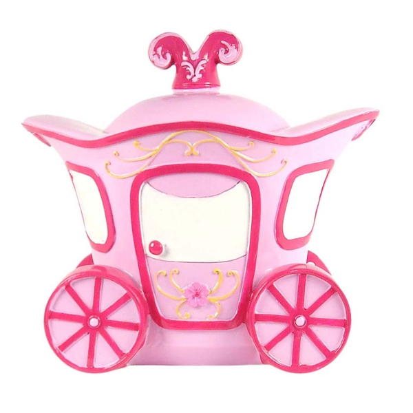 Princess Carriage - Money Bank