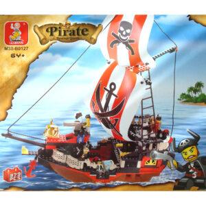 Sluban Building Blocks - Pirate - Revenge Queen