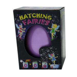 Hatching Fairy Eggs