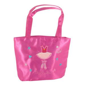 Ballerina Satin Handbag
