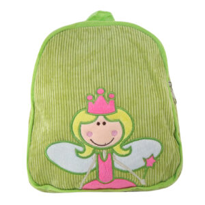 Fairy Princess Backpack - Lime