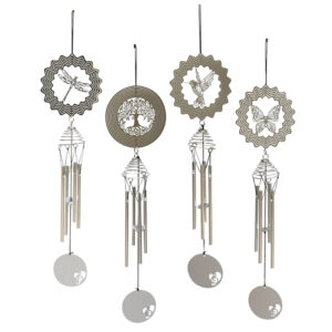 Cosmo Spinner Chime - 4 Designs Assorted