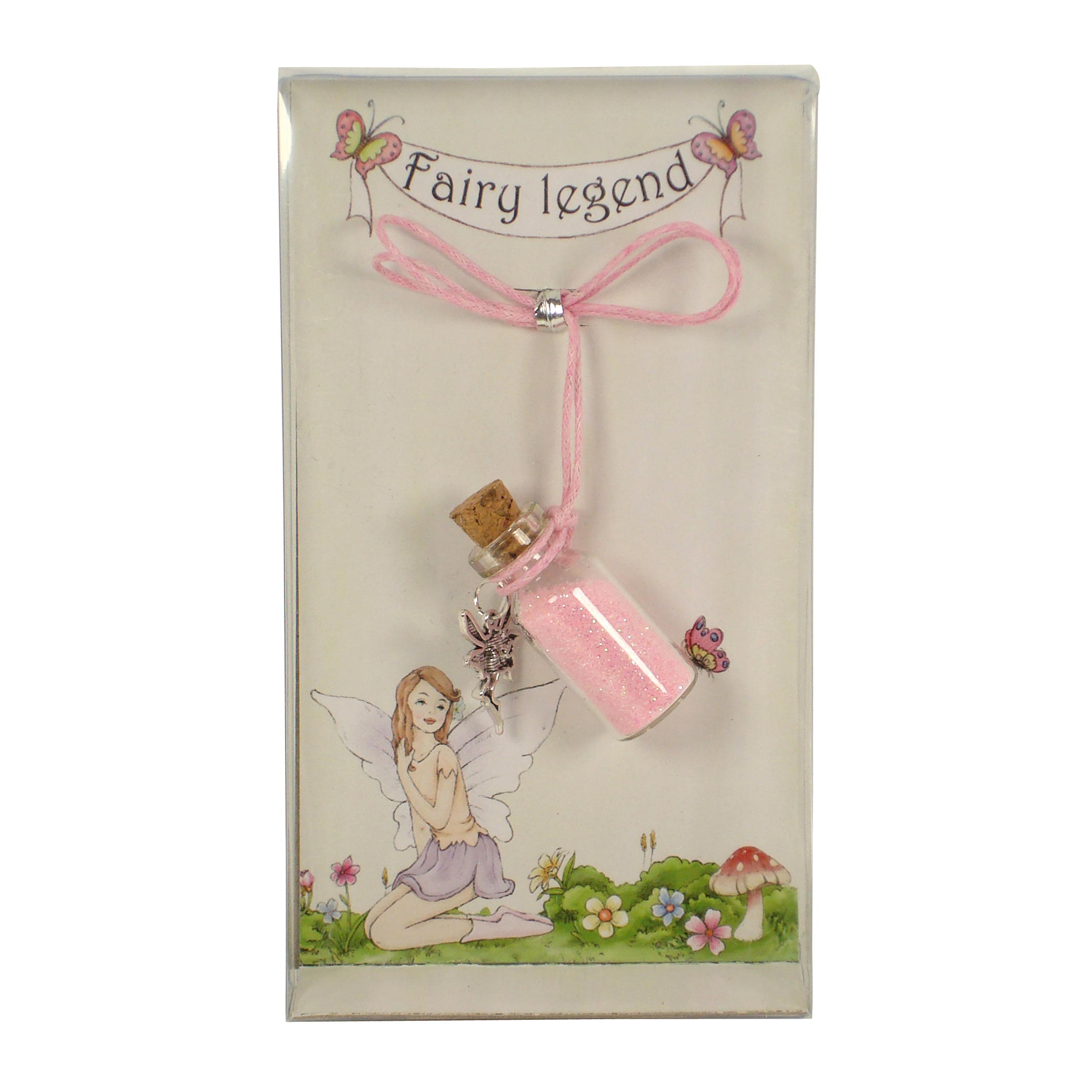 Fairy Dust with Fairy Charm Necklace