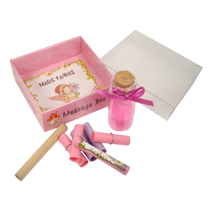 Magic Fairy Message Box