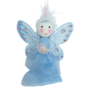 Nursery Fairy - Jewel Wings