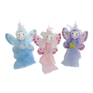 Nursery Fairy - Jewel Wings