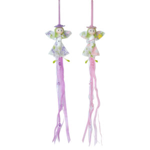 Hanging Decoration - Floral Lace Fairy