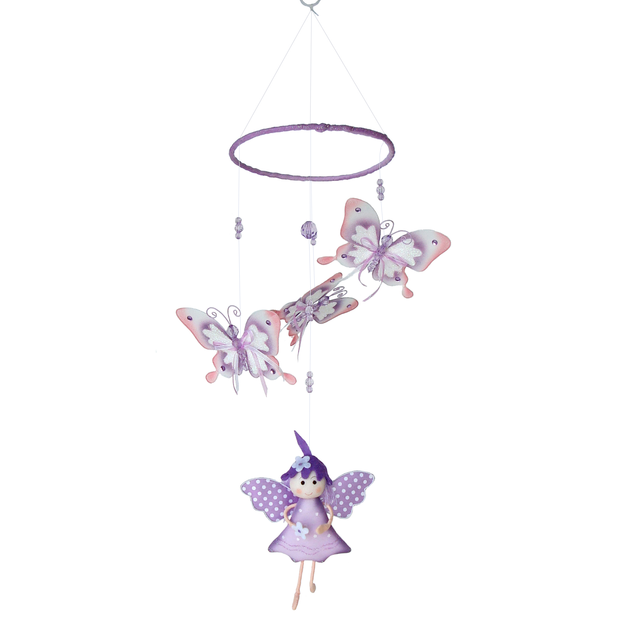 Mobile - Fairy & Butterflies