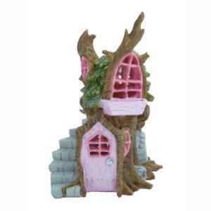 Fairy House - LED Tree House