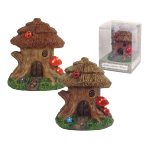 Lucky Gnomes House - Gift Boxed
