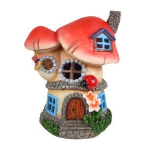 Solar Twin Mushroom House - ETA 29/8/17