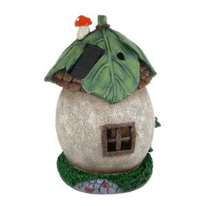 Solar Fairy House 21cm - Welcome - ETA 29/8/17
