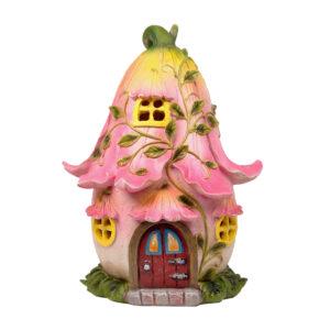 LED Flower Fairy House 15cm - ETA 3/10/17