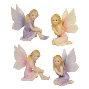 Fairy - 7cm - 4 Assorted