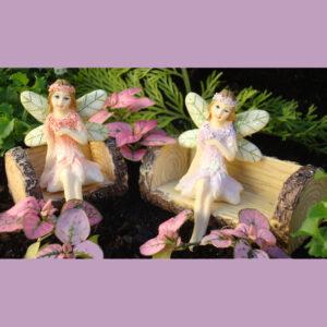 Mini Fairy - Shelf Sitting 6.5cm