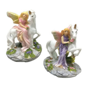 Mini Fairy & Unicorn Standing 6cm - ETA 5/9/17