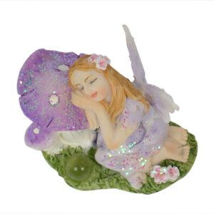 Sleeping Fairy w/Mushroom 5.5cm - ETA 5/9/17