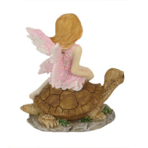 Fairy on Turtle 7.5cm - ETA 5/9/17
