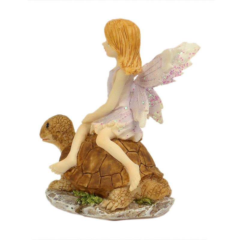 Fairy on Turtle 7.5cm - ETA 5/9/17