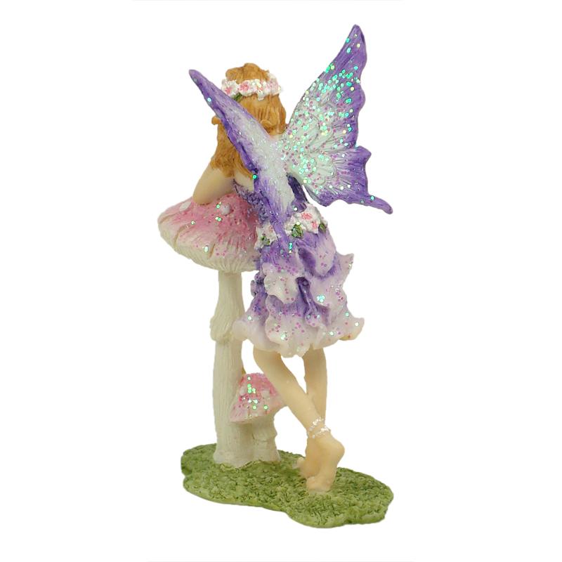 Standing Fairy w/Mushroom 10cm - ETA 5/9/17