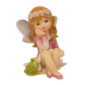 Flower Garden Fairy 7cm - 4 Designs Assorted - ETA 7/11/17