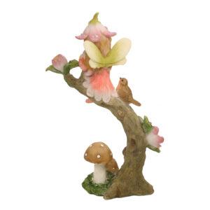 Flower Garden Fairy on Branch - 2 Assorted - ETA 7/11/17