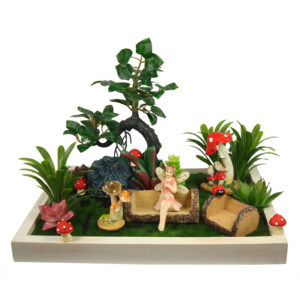 Fairy Garden - Artificial Plant 9cm