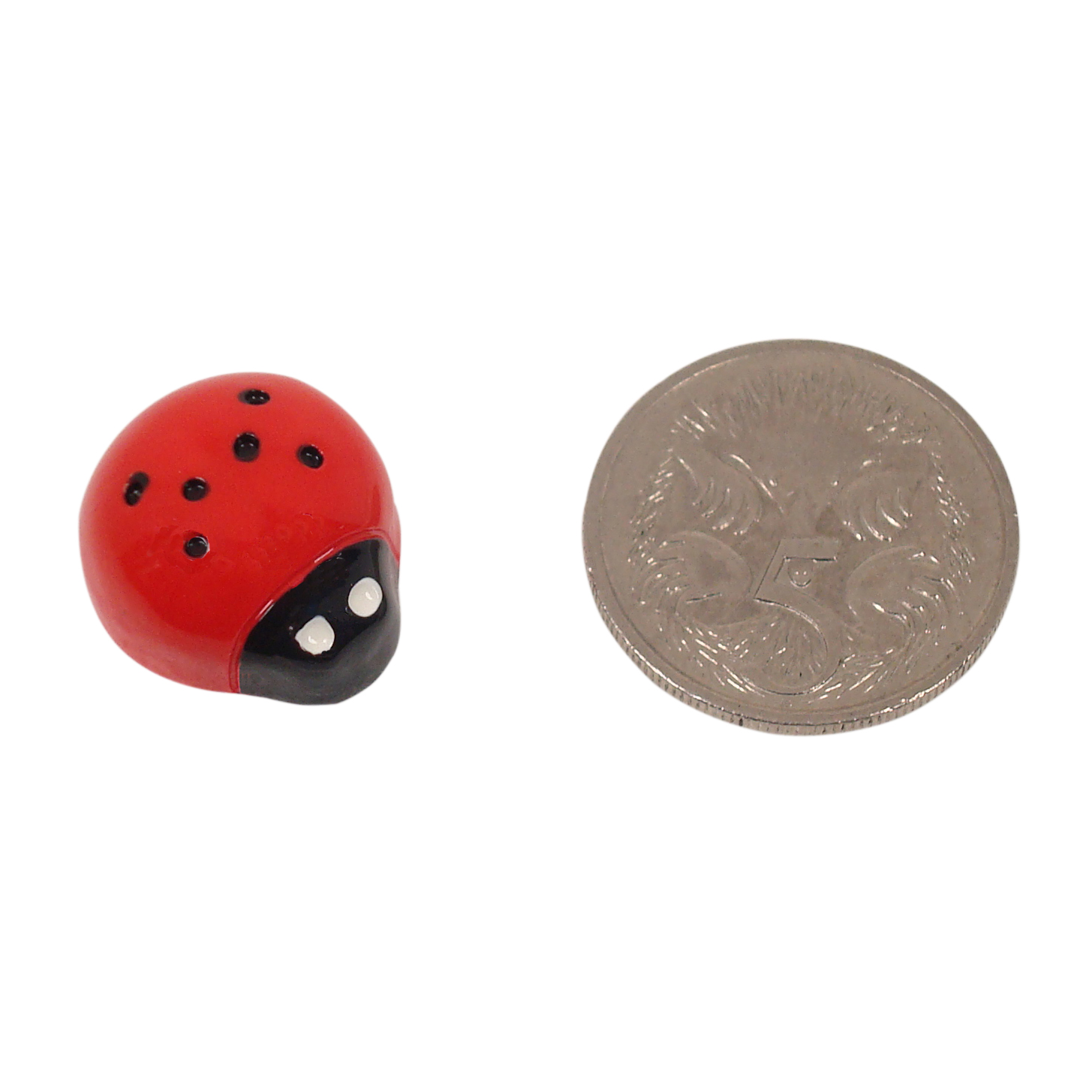 Mini Ladybug - 1.5cm