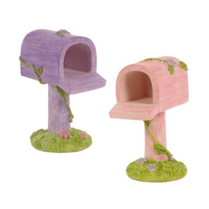 Fairy Mail Box 7.5cmH - Restock ETA 7/11/17