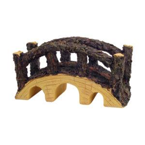 Fairy Garden Log Bridge