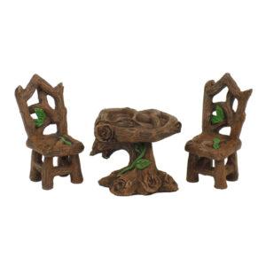 Woodland Mini Furniture - Set of 3