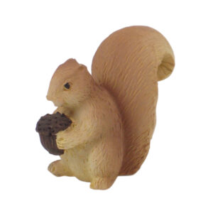 Enchanted Garden Miniatures - Hang-Sell - Squirrel 3cm