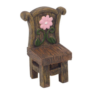 Enchanted Garden Miniatures - Hang-Sell - Chair 5cm