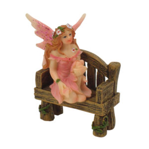 Enchanted Garden Miniatures - Hang-Sell - Bench Seat 4cm