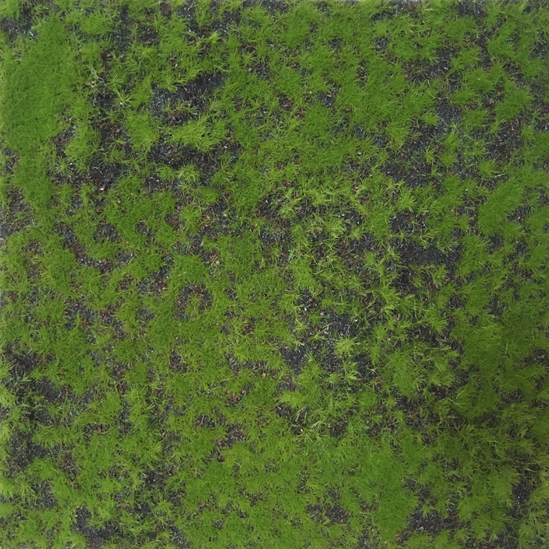 Fairy Garden Square - Artificial Textured Moss Grass (25cm x 25cm)