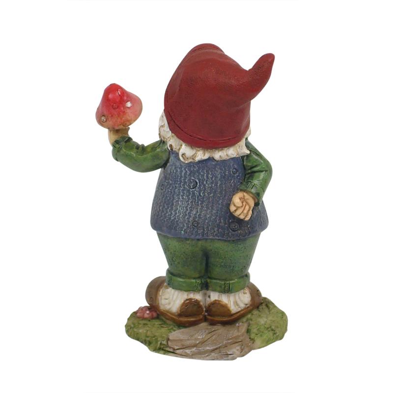 Garden Gnomes 8cm - 3 Designs Assorted - ETA 5/9/17