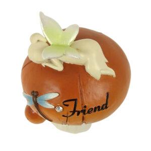 Nature Fairies - Fairy on Mushroom: Friend
