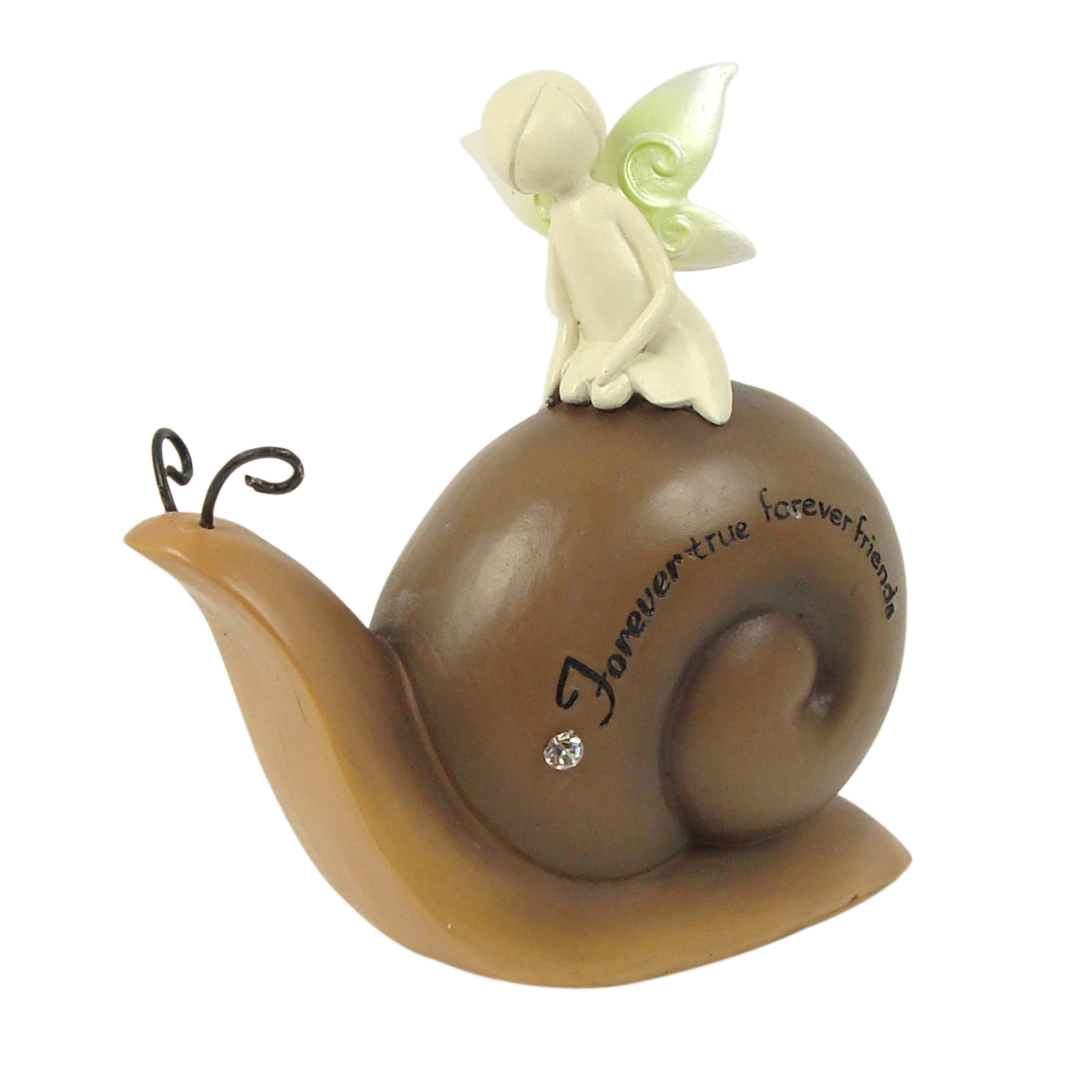 Nature Fairies - Fairy on Snail: Forever Friends