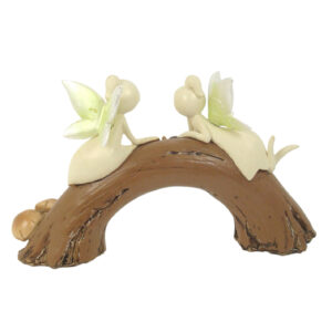 Nature Fairies - Fairies on Log Arch